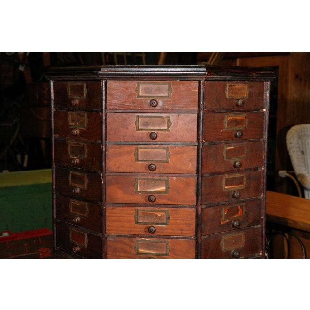General Store Revolving Cabinet For Sale In Los Angeles - Image 6 of 6