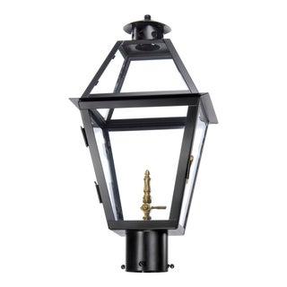 Charleston Post Gas Lantern For Sale