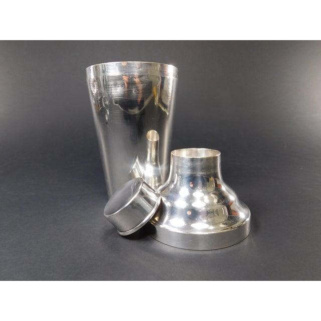 Vintage Tiffany & Co. Silverplate Shaker Bottle - Image 5 of 9