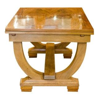 French Art Deco Ruhlmann Style Table