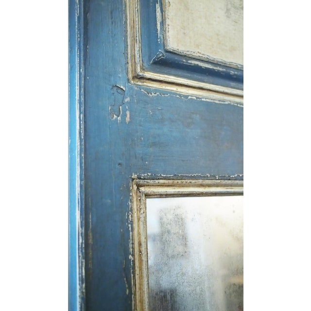 French Tall French Neoclassical Trumeau For Sale - Image 3 of 5