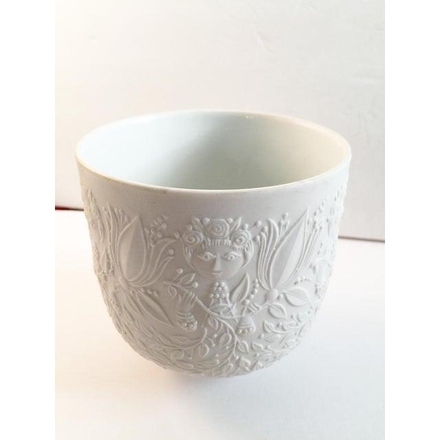 Rosenthal White China Bowl - Image 5 of 8