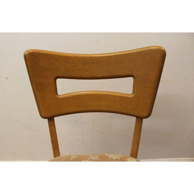 Heywood-Wakefield Danish Modern Side Chair - Image 6 of 11