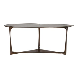 Console Table by Vladimir Krasnogorov for Thomas W. Newman For Sale