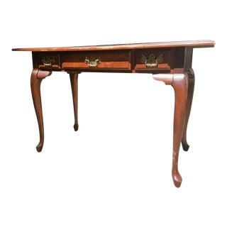 1980s American Classical Kincaid Desk For Sale