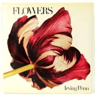 Flowers by Irving Penn, First Edition