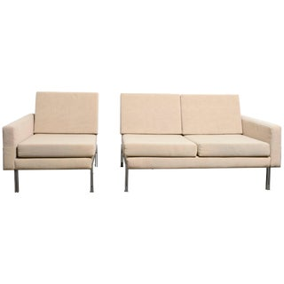 Mid-Century Modern Modular Sectional Sofa by Florence Knoll, 1960s For Sale