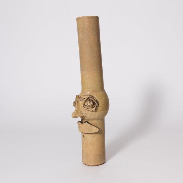 Gabriela Valenzuela-Hirsch Baleno Ceramic Vase by Gabriela Valenzuela-Hirsch For Sale - Image 4 of 8