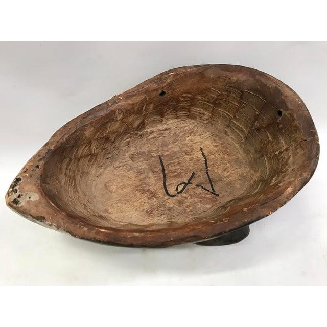 African Art Bacongo Mask - Image 6 of 6