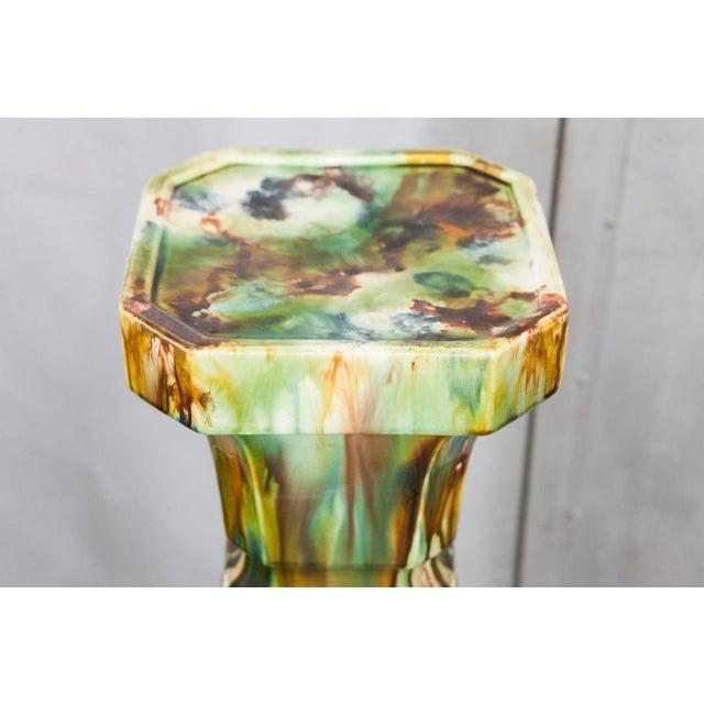 Earthenware Pedestal - Image 2 of 5