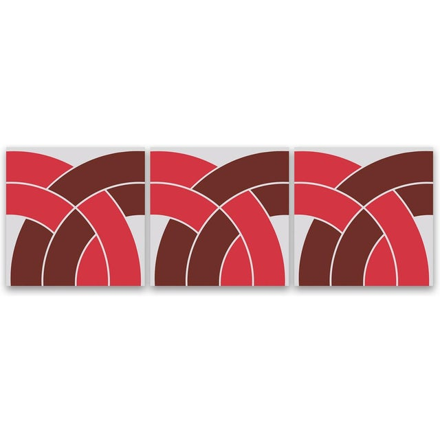 Arch Triptych 1970s Vintage Prints - Set of 3 - Image 5 of 5