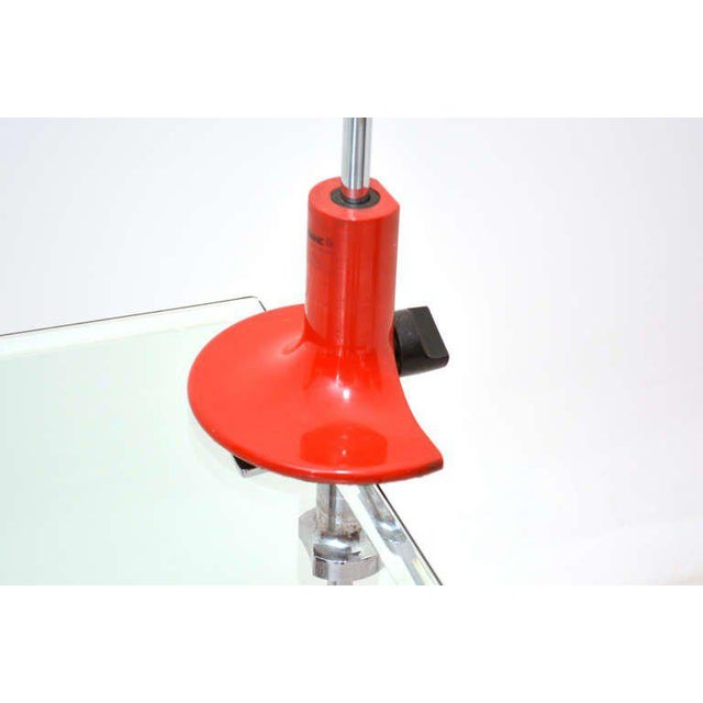Joe Colombo Mid Century Modern Joe Colombo Spider Desk Table Lamp For Sale - Image 4 of 7