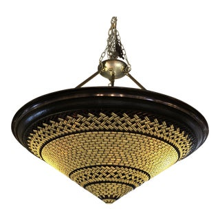 Ming Pendant by Hilliard Lighting For Sale