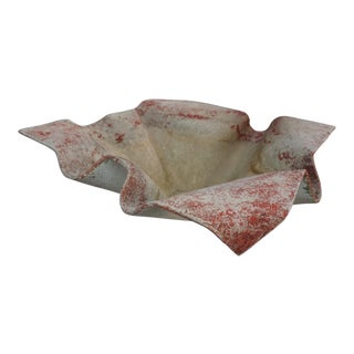 1960s Vintage Willy Guhl Handkerchief Planter For Sale