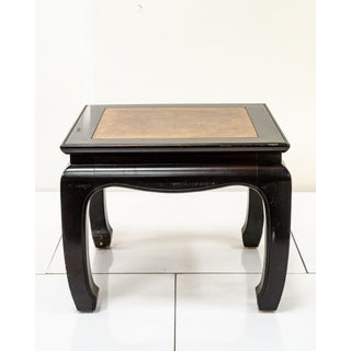 1960s Vintage Henredon Chinoiserie Style Side Table Preview