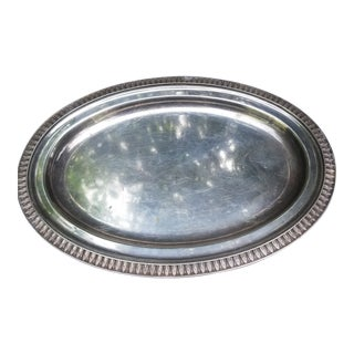 1930s Art Deco Tiffany & Co. Serving Tray For Sale