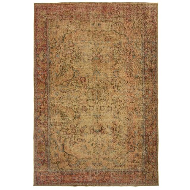 "Overdyed Kayseri Carpet - 5'7"" X 8'6"" - Image 1 of 4"