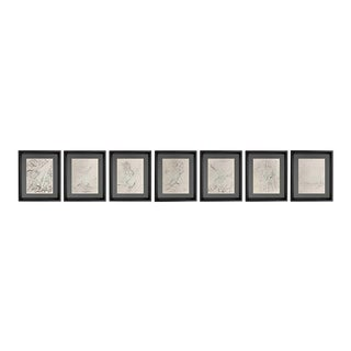 "7 Salvador Dali Lithographs ""Days of Creation"", 1978 - Set of 7 For Sale"