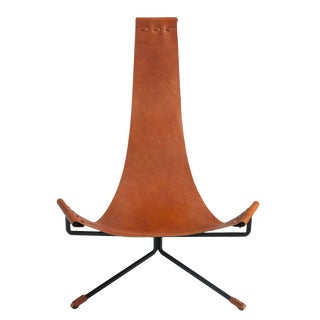 Modern Contemporary Lotus Chair For Sale