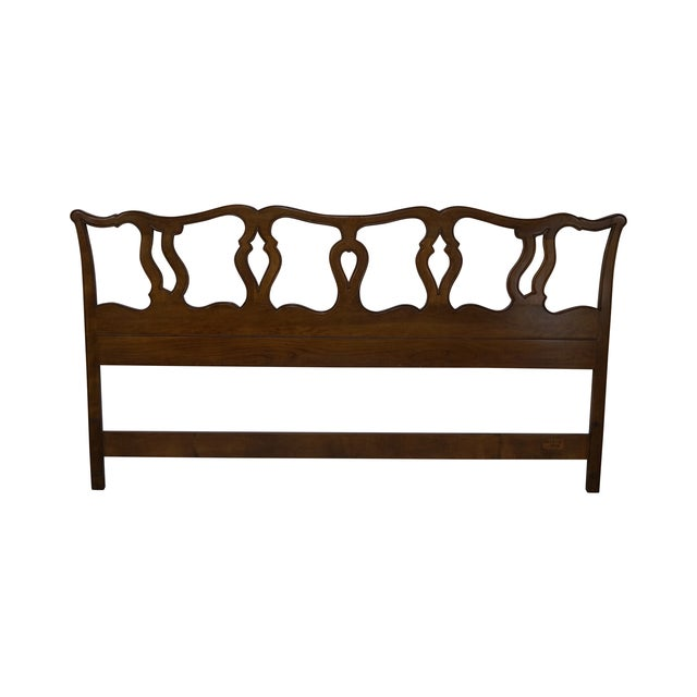 Quality French Louis XV Style King Size Headboard - Image 1 of 10