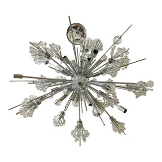 Lobmeyr Metropolitan Chandelier 30 Light For Sale