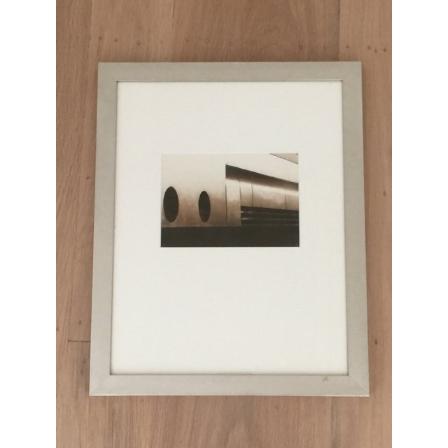 Modernist Framed Photograph For Sale In San Francisco - Image 6 of 8