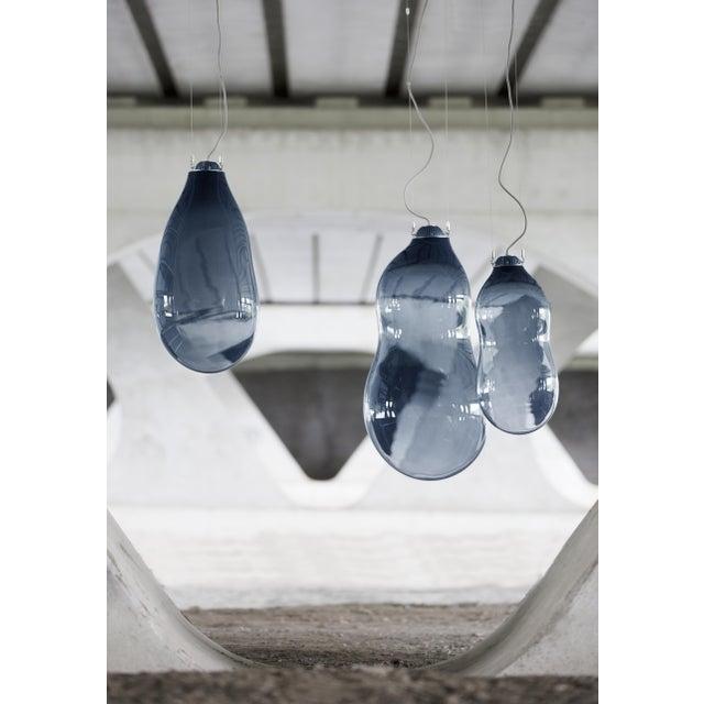 Transparent Big Bubble Pendants, Colored Edition, Alex de Witte For Sale - Image 8 of 13