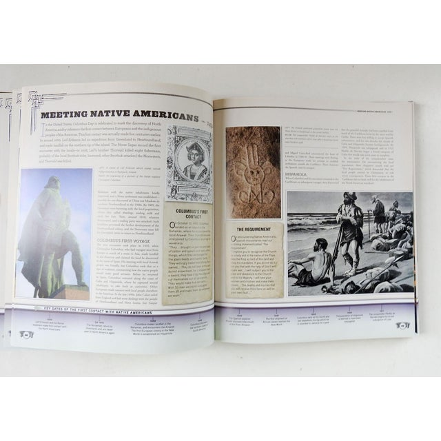 Paper National Geographic History Book: An Interactive Journey For Sale - Image 7 of 13
