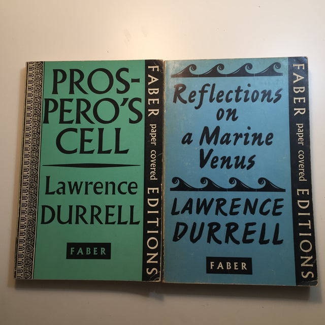Paper Lawrence Durrell Soft Cover Books - A Pair For Sale - Image 7 of 7