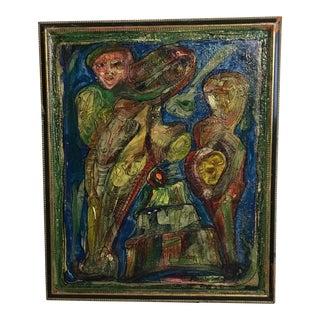 Alexander Gore Modern Art Painting For Sale
