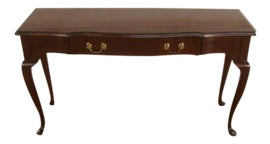 Image of Queen Anne Console Tables