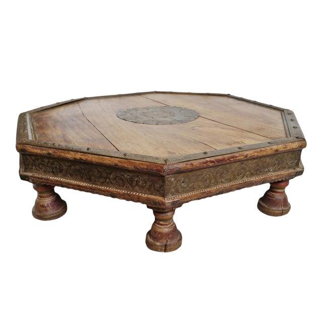 Antique Bajot Low Table For Sale
