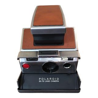 Polaroid Land Camera by Edwin H Land, 1972 For Sale