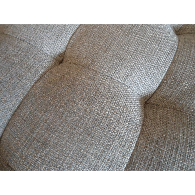 """Gray Gus Spencer Loft Bi-Sectional in """"Leaside Driftwood"""" Colorway For Sale - Image 8 of 8"""