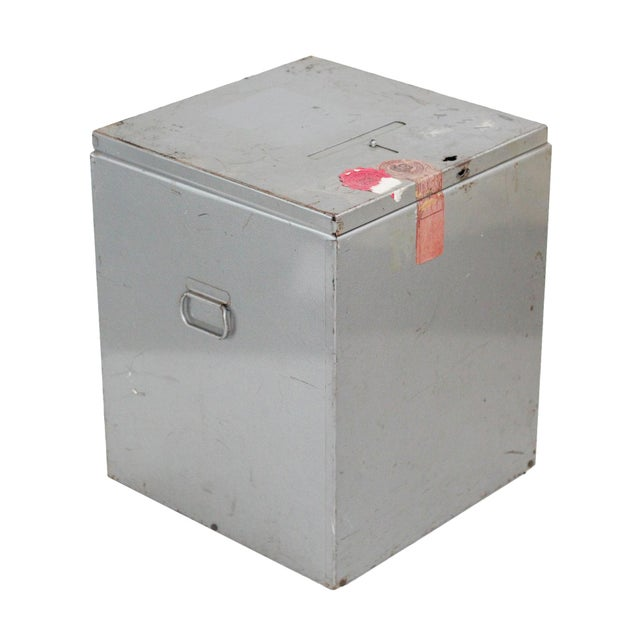 Authentic Decommissioned Ballot Box For Sale - Image 6 of 6