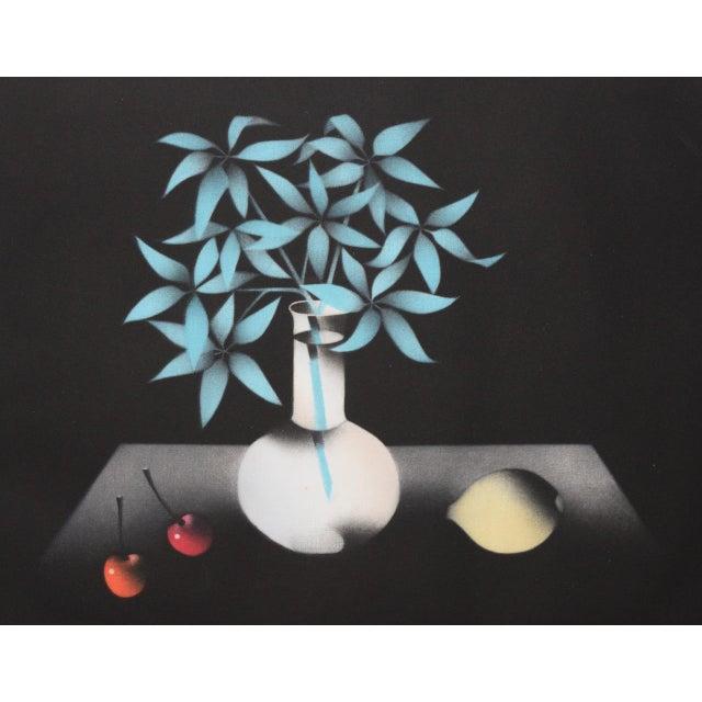 "Mario Avati ""La Clarté Du Matin Chinois"" Mezzotint C.1991 For Sale In San Francisco - Image 6 of 8"