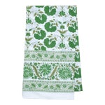 Janvi Tablecloth, 6-seat table - Green