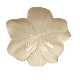 Global Views Ceramic Magnolia Bowl