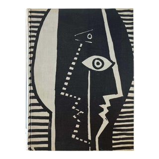 Picasso Paris, Boeck and Sabart Vintage, 1955, First Edition Art Book For Sale