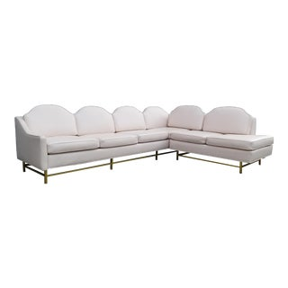 "Kipp Stewart and Stewart McDougall Mid-Century Modern ""Suncoast"" Sectional Sofa For Sale"