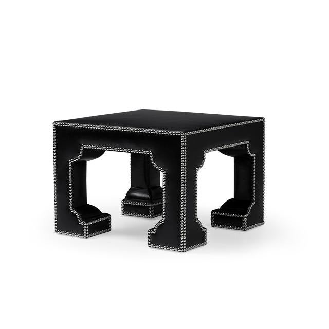 2010s Ralph Lauren Rowland Side Table For Sale - Image 5 of 5