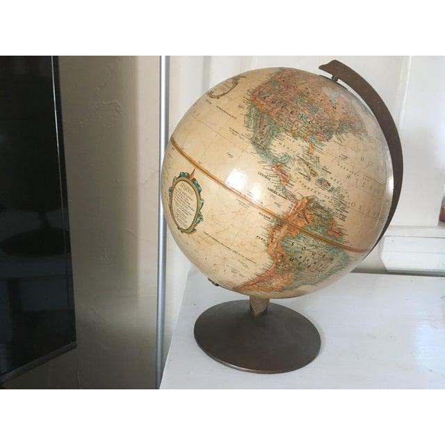 "Vintage 1990 Replogle World Classic Series 12"" Diameter Globe For Sale - Image 13 of 13"