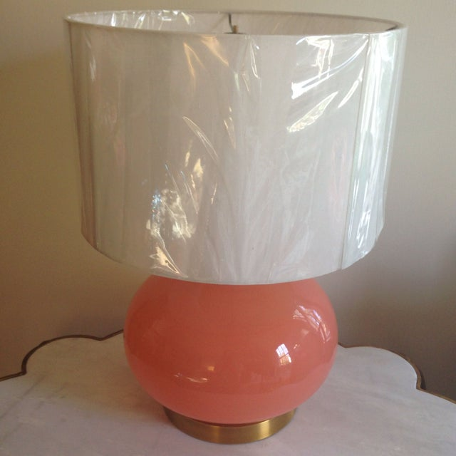 Candace Coral Lamp - Image 2 of 4