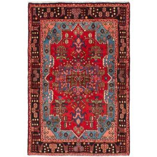 """Navahand Persian Rug, 4'4"""" x 6'6"""" feet"""