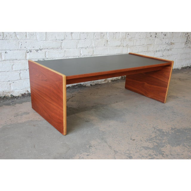 Jens Risom Mid-Century Modern Coffee Table or Bench For Sale - Image 9 of 9