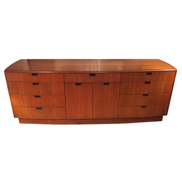 Mid-Century Modern Dunbar Sideboard For Sale