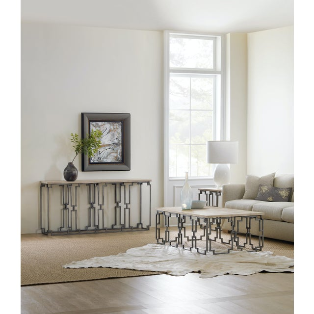 Modern Kenneth Ludwig Emmeline Console Table For Sale - Image 3 of 4