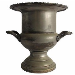 Eton Silver-Plate Champagne Bucket