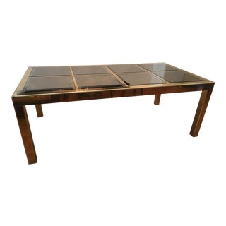 Mastercraft Mid-Century 2-Leaf Dining Table