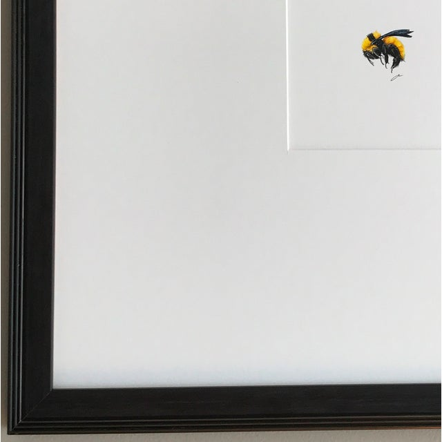 Original Queen Bee Drawing For Sale In Chicago - Image 6 of 8